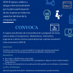 Mujeres en la Computación amexcomp
